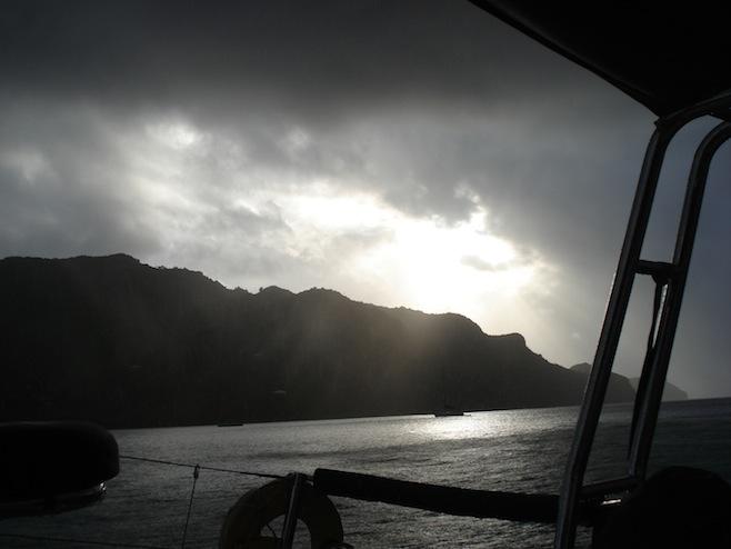 SVG Bequia Rain