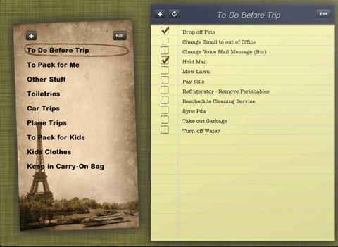 Essential Travel Checklist \u2013 Bump to Bean - Travel Checklist