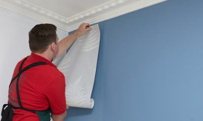 How to hang wallpaper | Bunnings Warehouse