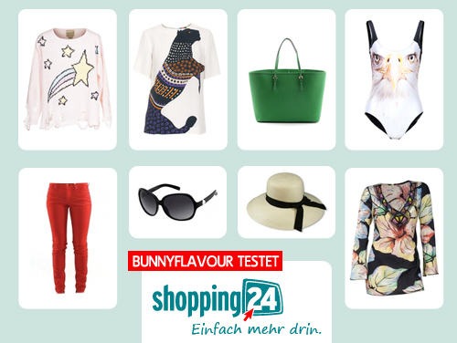 Shopping24 Bunnyflavour testet: Shopping24.de