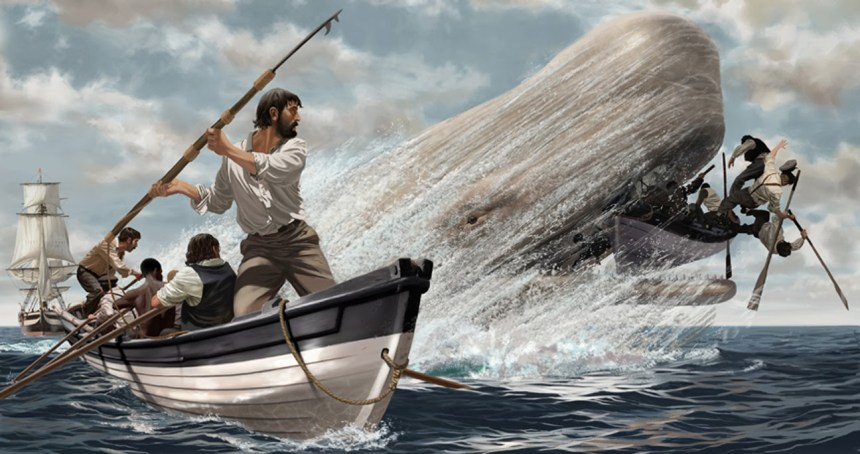 Moby-Dick Literature