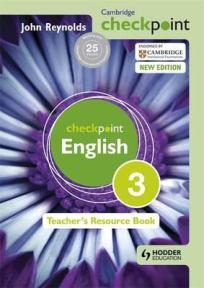 Cambridge-Checkpoint-English-Teachers' Book 3 reynolds
