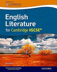 English Literature Cambridge IGCSE