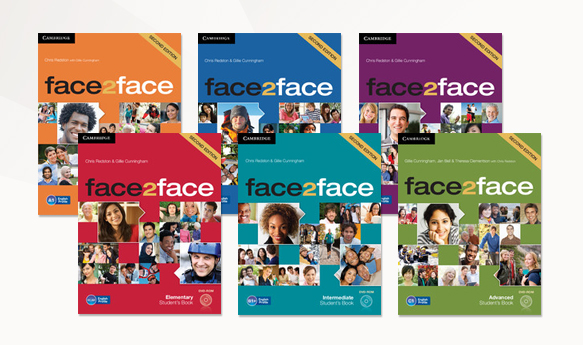 Cambridge English face2face  On-Line with Riolta Hybrid Programme
