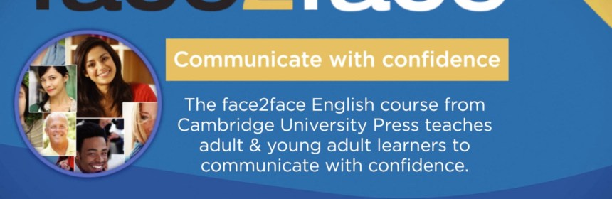 Cambridge English face2face with Riolta On-Line