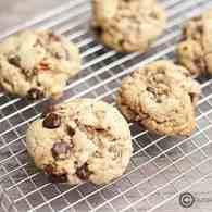 brown butter chocolate chip pecan  cookies recipe