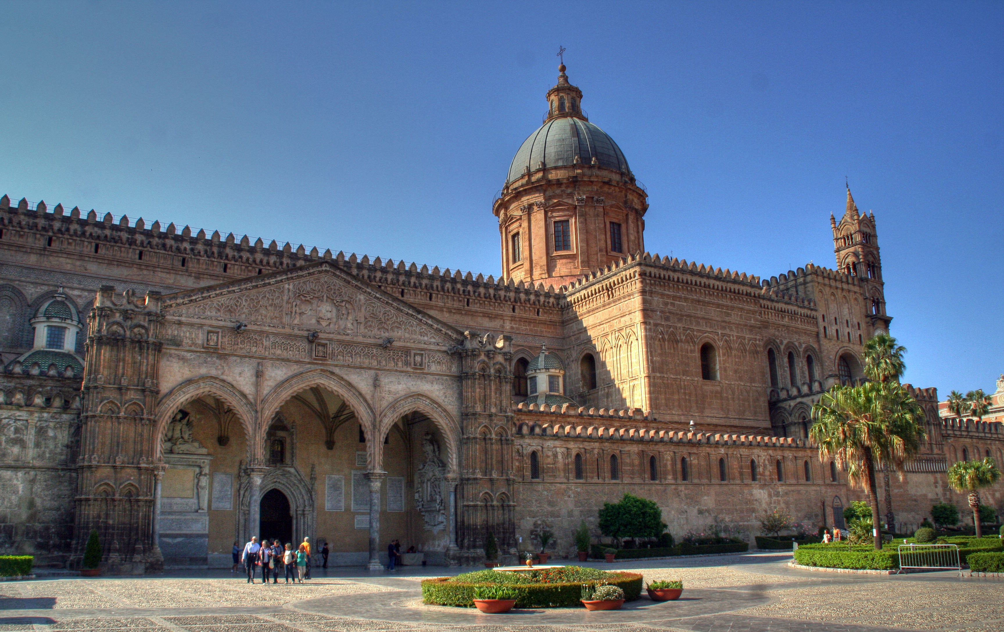 Palermo Cathedral Bb Palermo Bed And Breakfast