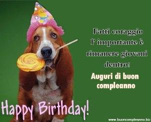 Auguri di Buon Compleanno - Fai originali auguri di buon compleanno