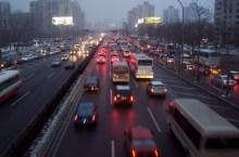Traffico a Bratislava