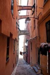 Vicoli nella zona del Carmine