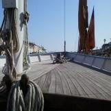 Cesenatico, escursione sul veliero storico nel canale e in mare