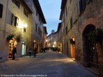 San Gimignano strada