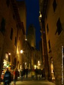 San Gimignano via