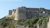 Milazzo Castello bastioni esterni