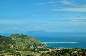 Paesaggio da Montalbano Elicona