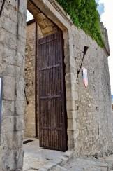 Portone Castello di Montalbano Elicona