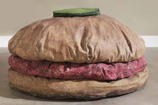 Hamburger Art Burger Web