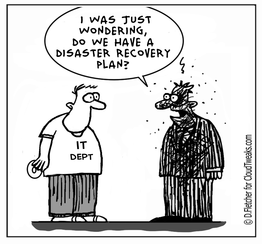 Disaster Recovery 5 Reasons Plans Fail - recovery plans