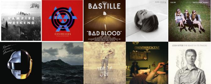 2013albumsbest
