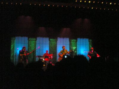Jason Mraz and band at The Tivoli in Brisbane