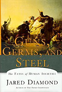 jared diamond guns germs steel thesis American history essays: guns, germs and steel - jared diamond.