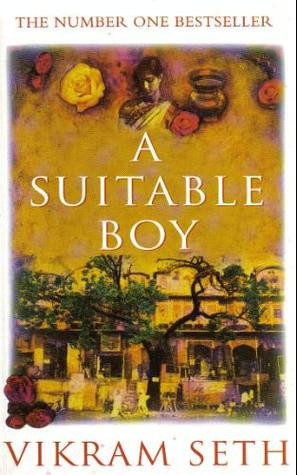 The longest book in my personal collection; I read 500 pages once, but then someone told me who the suitable boy was...and I haven't forgotten yet.