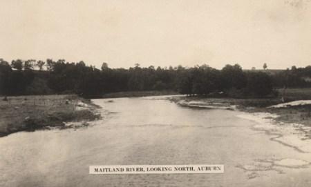 Maitland River North Auburn