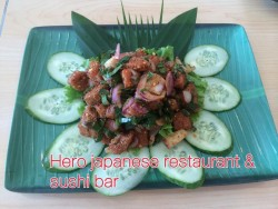 HERO japanese restaurant & sushi bar