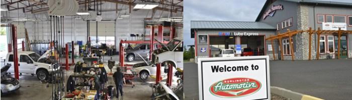 Burlington Washington Automotive Repair, Service and Maintenance