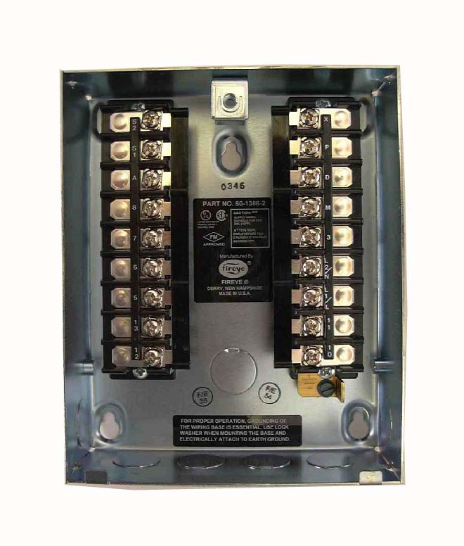 60-1386-2 SURFACE MOUNT ,WIRING BASE FOR \