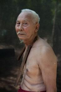 Retired freedom fighter of Kawtoolie