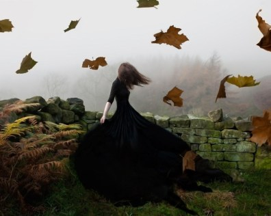 """""""Like Ghosts from an Enchanter Fleeing"""" from the series """"Tales from the Moors Country."""""""