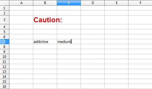Spreadsheet Addiction - Burns Statistics