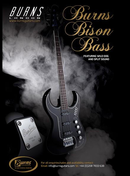 Burns Guitars London