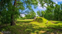 Fort Pillow State Park in Tennessee