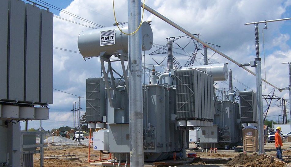 Suffolk 500-kV Substation Projects Burns  McDonnell