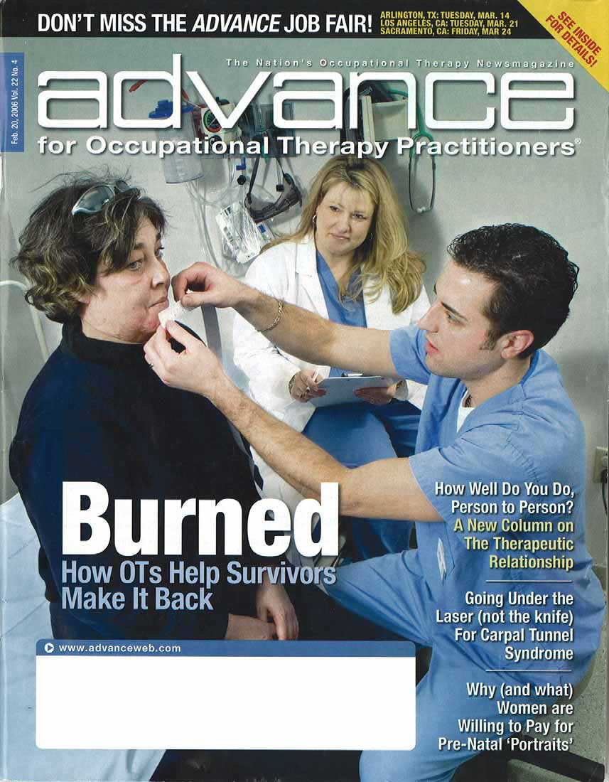 Advanced magazine