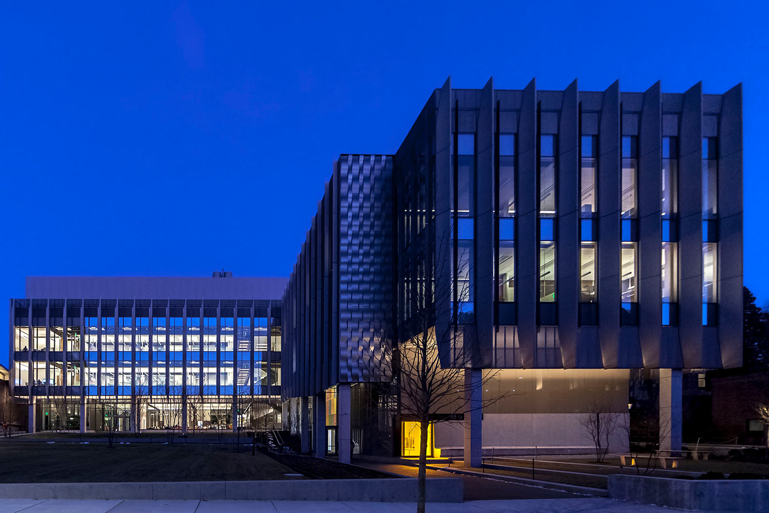 Brown University Engineering Research Center Burohappold