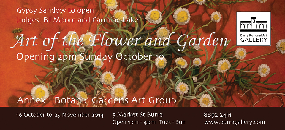 Art of the Flower and Garden 2014