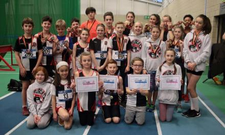 Sportshall County Championships