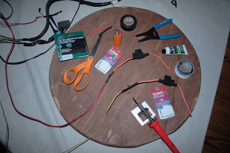 3 Wiring Harness