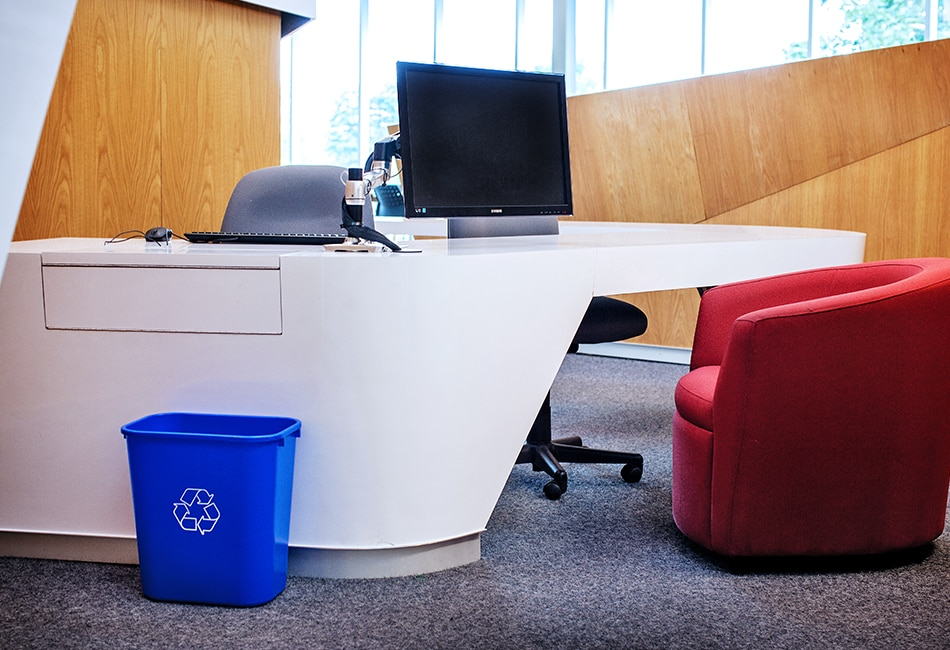 Office Recycling And Waste Bins Busch Systems Usa
