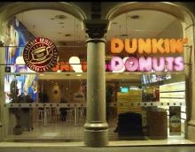 Tienda Dunkin Donuts