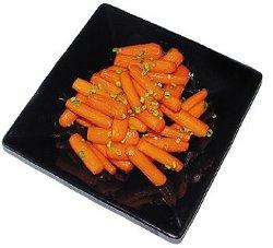 Zanahorias glaseadas