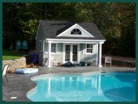 Farmhouse Plans: Pool House