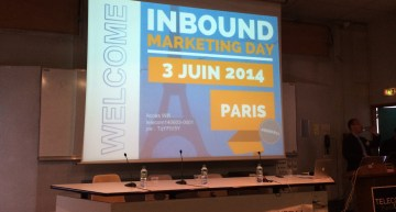 Conférence sur l'inbound Marketing