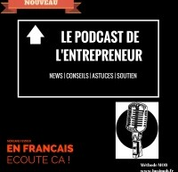 Le podcast des entrepreneurs creating A FRENCH ENTREPRENEUR SHOW @patreon