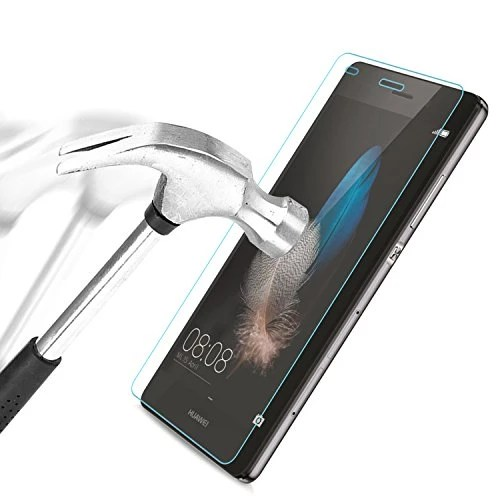 Film Protection Huawei P8 Lite ,EnGive Film de Protection d'écran en Verre Trempé Pour P8 Lite