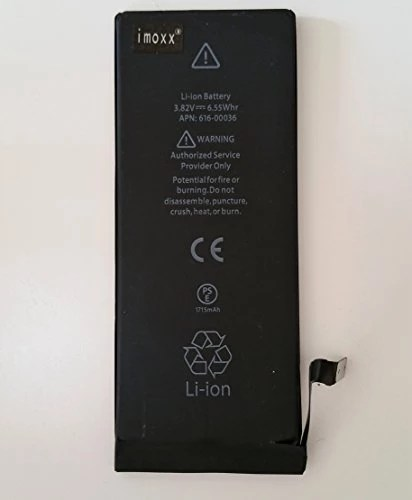 Batterie Haute Capacité pour Apple Iphone 6S – 1715mAh