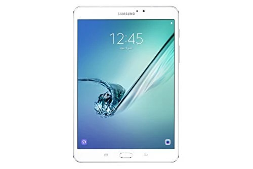 Samsung Galaxy Tab S2 Tablette Tactile 8″ Blanc (RAM 3 Go, Disque Dur 32 Go, Android 6.0, Wi-FI)